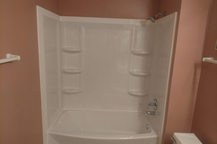 Tub Replacement and wall kits
